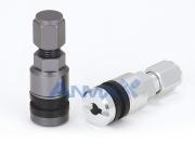 Aluminum tire valves